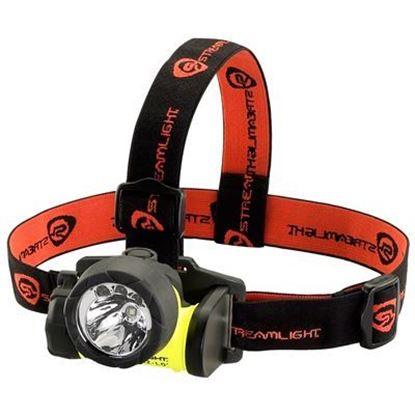 Foto de Lanterna para cabeça Streamlight modelo Trident Haz-lo ATEX