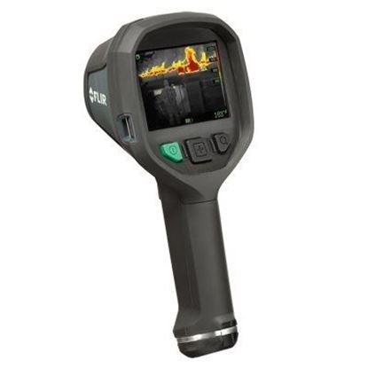Imagem de Câmera portátil de imagem térmica K 45, marca FLIR.