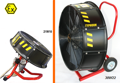 Picture of Ventilador PPV Thyphoon