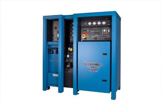 Picture of Sistema de recarga de cilindros portáteis de ar respirável, em alta pressão EagleAir Blackhawk