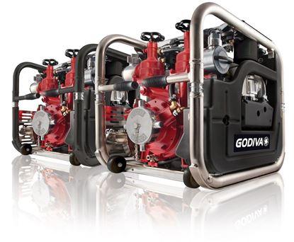 Imagem de Moto Bomba Godiva, modelo Power Flow GP 12/10
